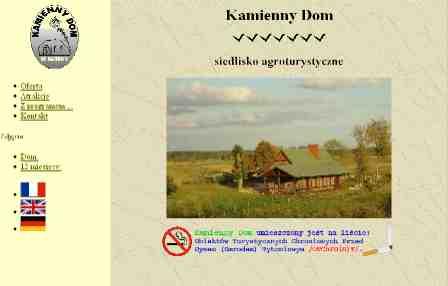 Stara wersja serwisu KamiennyDon.pl